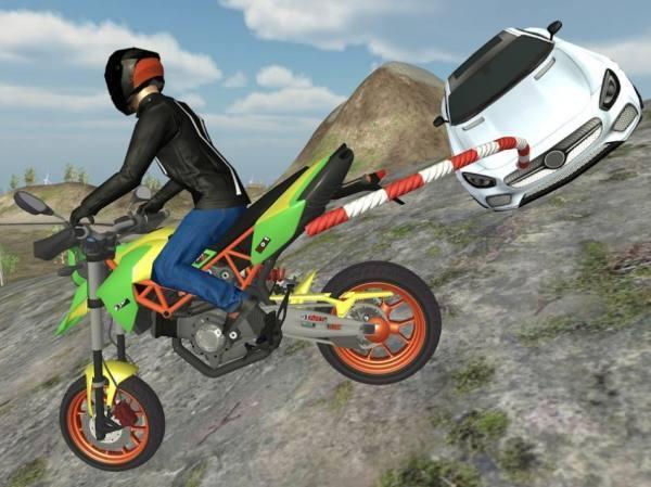 链式摩托车新种族游戏最新版下载