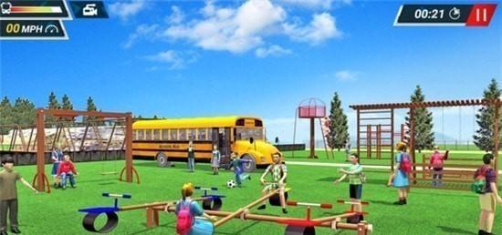 越野巴士运输模拟器