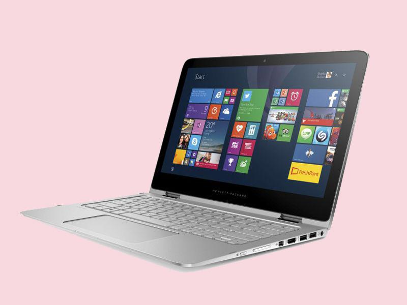 惠普SpectreXT Pro x360G1笔记本u盘启动BIOS设置教程