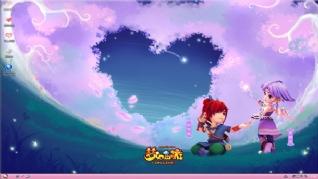 梦幻西游XP电脑主题下载