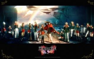 最终幻想-零式xp主题