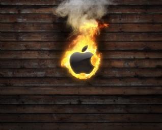 苹果桌面xp主题