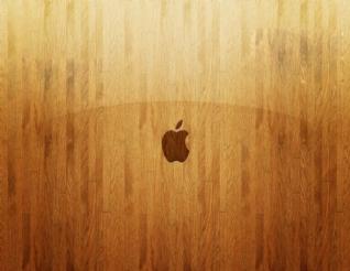 木质苹果xp主题