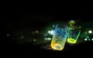 荧光瓶xp主题