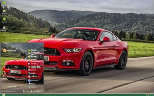 Mustang福特野马炫酷主题