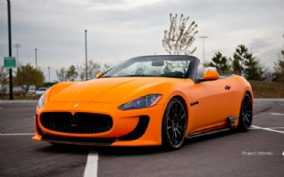 Maserati意大利跑车桌面壁纸 1680x1050(2/12)