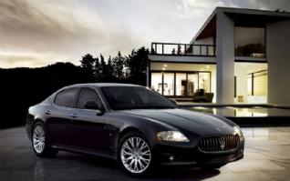 Maserati意大利跑车桌面壁纸 1680x1050(8/12)
