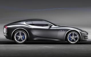 Maserati意大利跑车桌面壁纸 1680x1050(10/12)