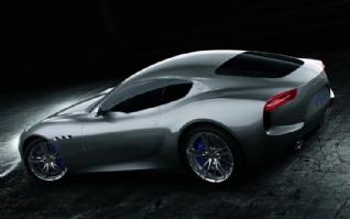 Maserati意大利跑车桌面壁纸 1680x1050(11/12)