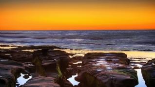 唯美自然风光海景壁纸