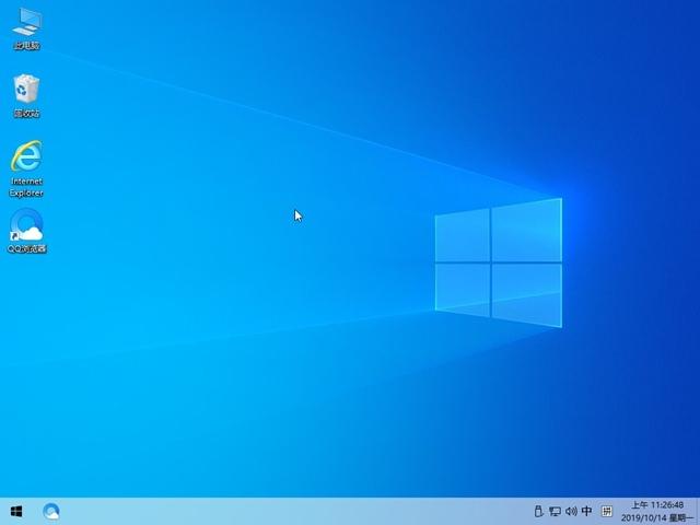 不忘初心Win10 21H1 19043 X64无更新[精简版]镜像下载 v2021.06